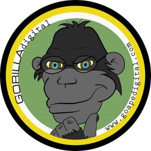 gorillasticker