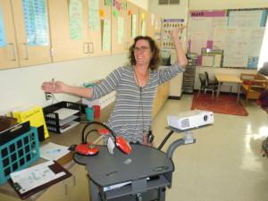 5th Grade Teacher - so happy
